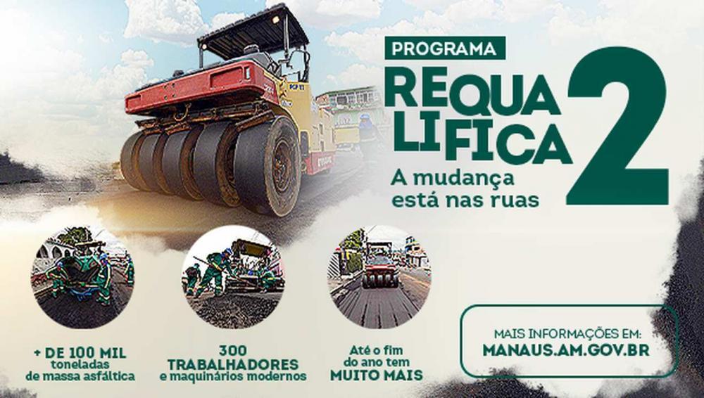 ESPECIAL PUBLICITÁRIO: Programa Requalifica: A mudança está nas ruas