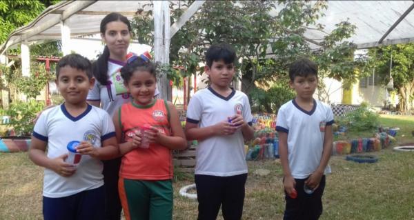 Por sala de recursos, projeto da Escola Waldemar Pedrosa concorre em votação na internet