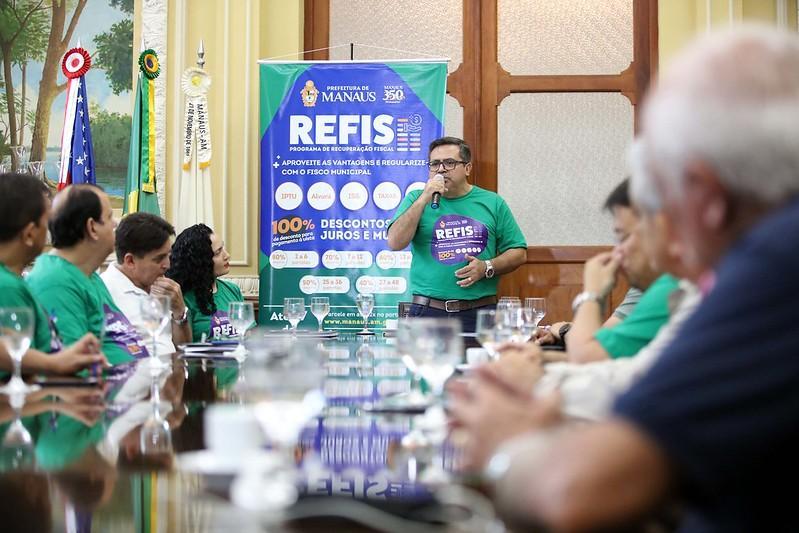 Prefeitura lança 'Refis Municipal 2019' com descontos de até 100% para juros e multas