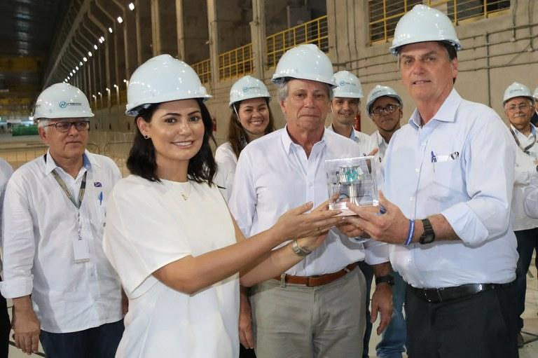Governo Bolsonaro inaugura a Usina Hidrelétrica de Belo Monte