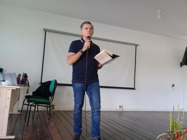 Na Ufam Juscelino Manso palestra sobre violência e prevenção da saúde em território indígena