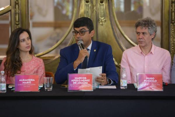 Amazonas leva experiência de sucesso para encontro no Theatro Municipal de São Paulo