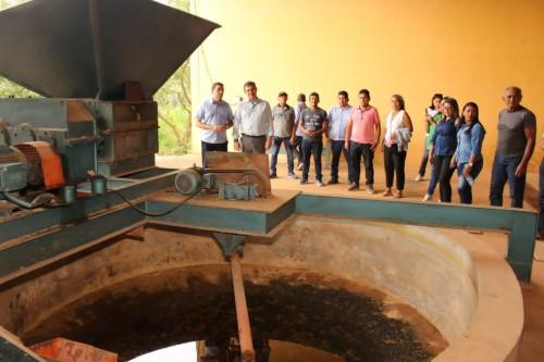 Governo do Amazonas, por meio da Sepror, começa o resgate da cadeia da borracha