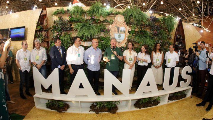 Na FesPIM, prefeito Arthur Neto  destaca que desenvolvimento da Amazônia passa pela garantia na educação
