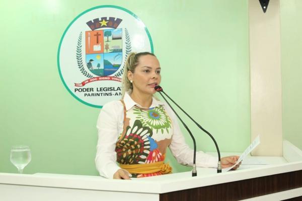 Assédio Moral contra mulheres dentro da Câmara de Parintins, denuncia vereadora Nega