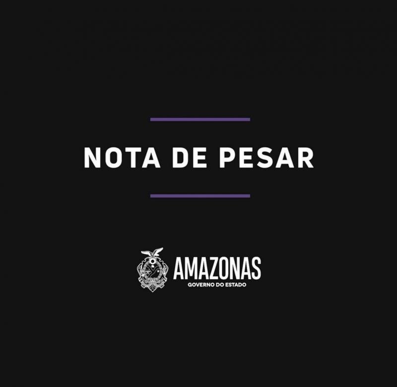 Governador Wilson Lima emite nota de pesar pelo falecimento de Lúcia Almeida