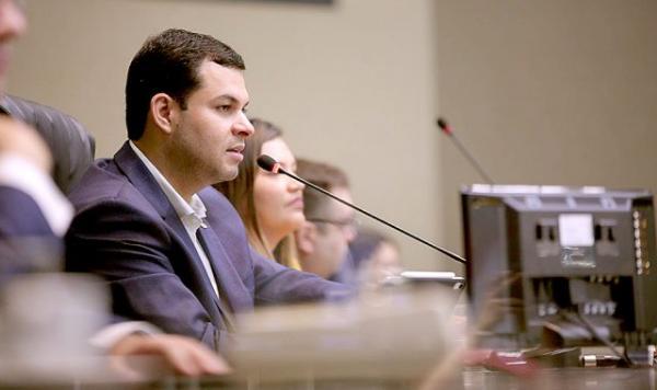 Saullo anuncia criação de Frente Parlamentar para fortalecimento do setor primário