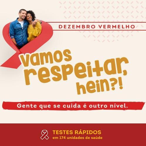 Dezembro Vermelho: o HIV não discrimina ninguém