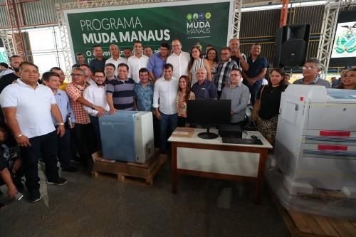 Governo do Amazonas entrega digitalizadores de imagem de exames para 53 municípios do interior