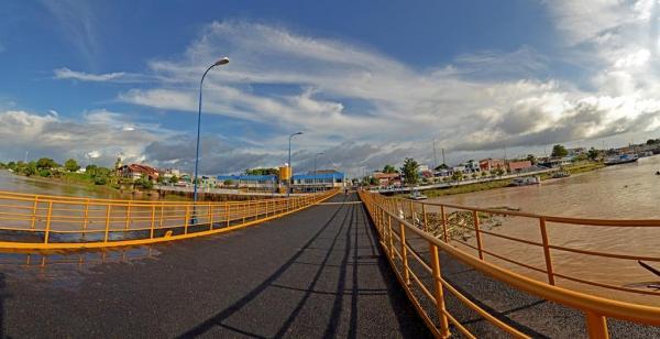 Com intermédio da Prefeitura de Parintins, DNIT envia profissionais para reabrir porto