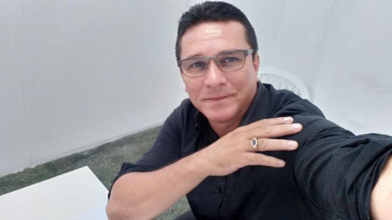 Prefeito Arthur lamenta morte do fotojornalista Alexandre Fonseca