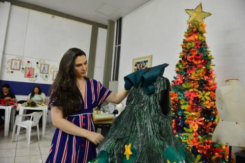 Figurino do espetáculo de Natal promete encantar o público no Teatro Amazonas