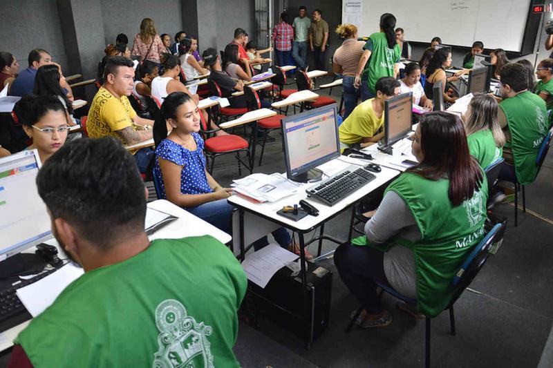 Bolsa Universidade: Prefeitura de Manaus convoca mais de 14 mil classificados para entrega de documentação