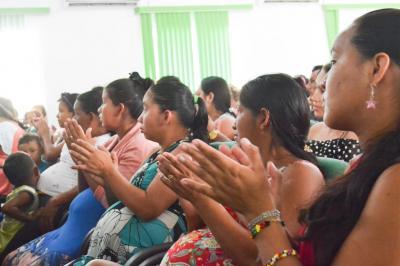 150 mães recebem Kits bebê da Prefeitura de Parintins
