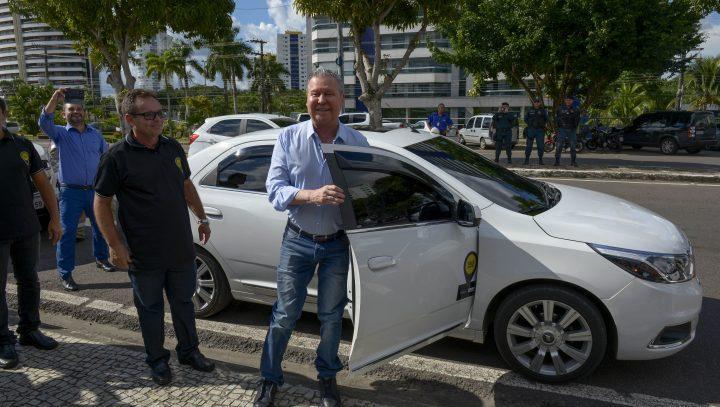Taxistas de Manaus são beneficiados com nova lei de regulação