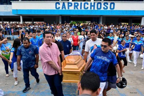 Parintins presta mais homenagens a Arlindo Júnior