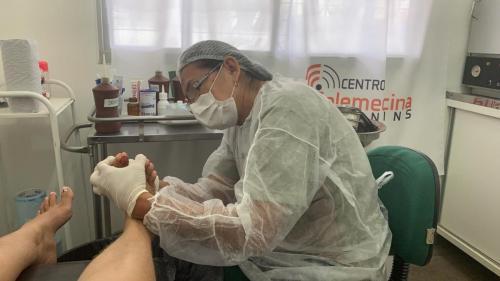 Prefeitura de Parintins realizou mais de 5 mil procedimentos em telessaúde e estomaterapia em 2019