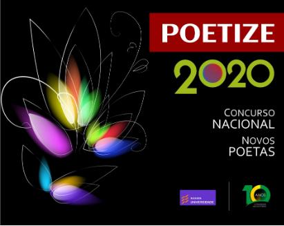 Concurso Nacional Novos Poetas. Poesia Livre 2020