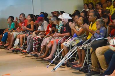 Pessoas com Deficiência Física de Parintins ganham cadeiras de rodas e outros equipamentos