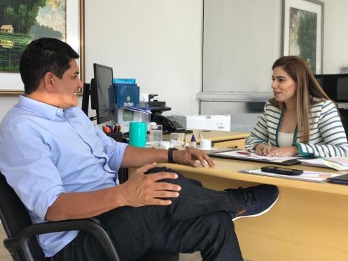 Prefeito Bi Garcia assina 2 convênios e conquista mais 10 sistemas Salta Z para Parintins