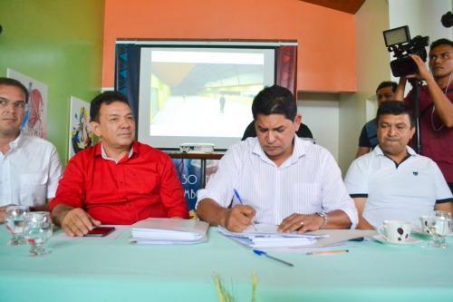 Bi Garcia anuncia mais R$ 5 milhões em investimentos