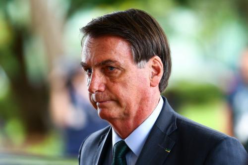 Bolsonaro diz que governo quer dar transparência às despesas públicas