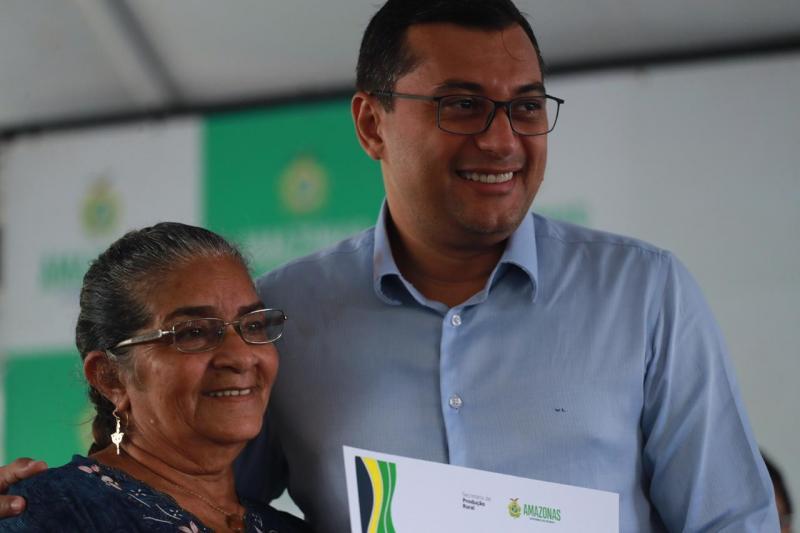 Wilson Lima anuncia investimento de quase R$ 17 milhões e reforça setor primário como matriz econômica do Amazonas
