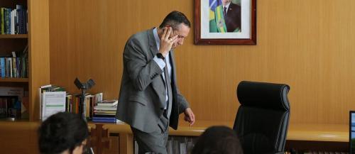 Roberto Alvim é demitido da Secretaria Especial da Cultura