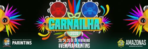 Carnailha 2020: Prefeitura de Parintins divulga programação