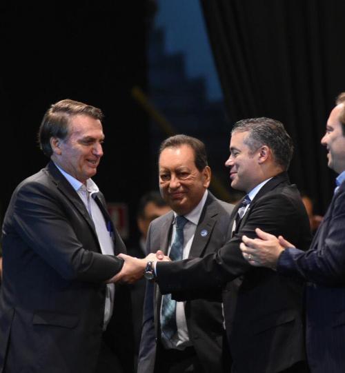 Josué posta vídeo de vice-presidente nacional da Aliança pelo Brasil convocando apoiadores amazonenses VEJA