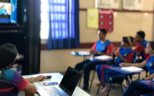 Mais de 10 Alunos do Ensino Mediado de Parintins aprovados no PSC da UEA e UFAM