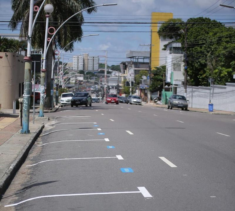 Zona Azul facilita acesso de clientes ao comércio e serviços do Vieiralves