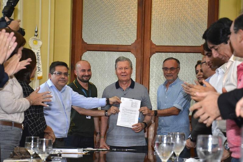 Prefeitura contrata consultoria para instalação do Polo Digital de Manaus