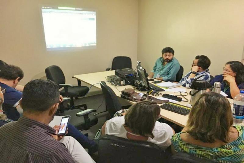 Susam participa de webconferência do Ministério da Saúde sobre novo coronavírus
