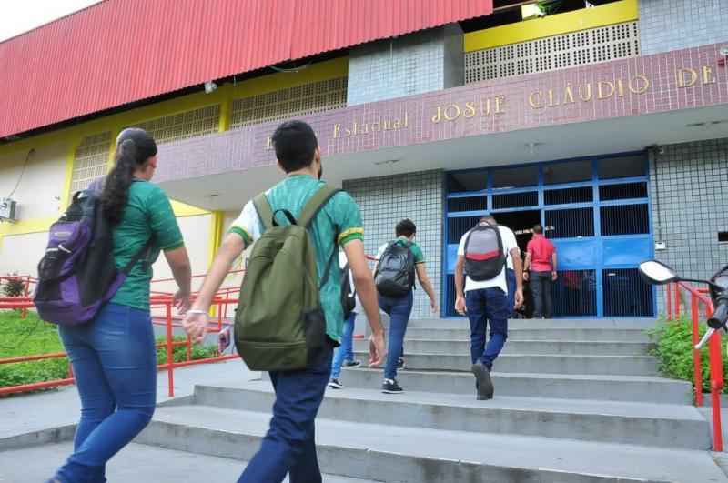 Ano letivo das escolas estaduais começa no dia 6 de fevereiro de 2020