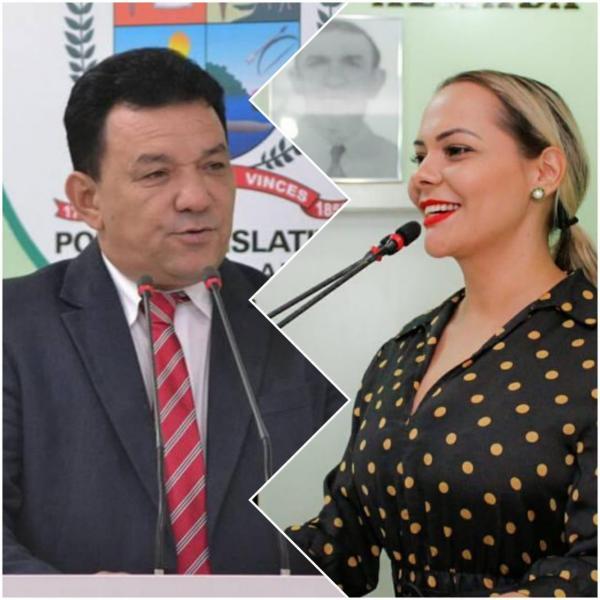 PSD pequeno para Tony Medeiros e Nega Alencar...
