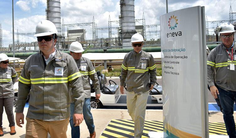 Eneva sobre matéria que trata da falta de mão-de-obra local nas obras da empresa no município de Silves