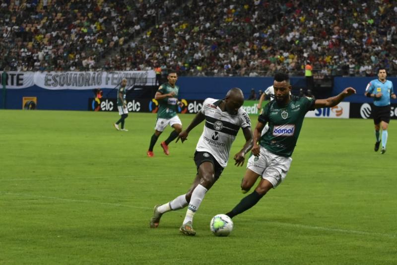 Manaus FC vence Coritiba e passa à segunda fase da Copa do Brasil