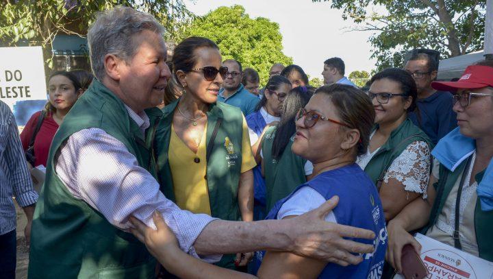 Dia de mobilização nacional contra o sarampo terá 133 postos de vacinação em Manaus