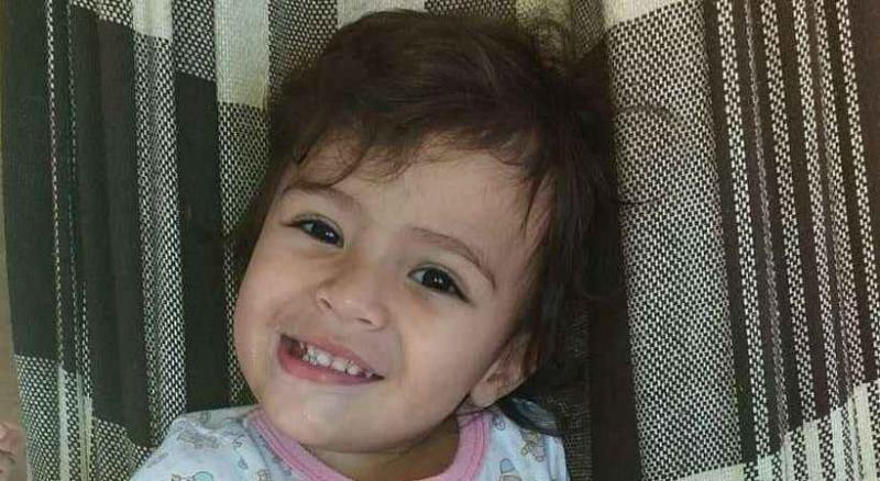 Despedida da pequena Júlia assassinada aos 2 anos pela própria mãe em Brasilia