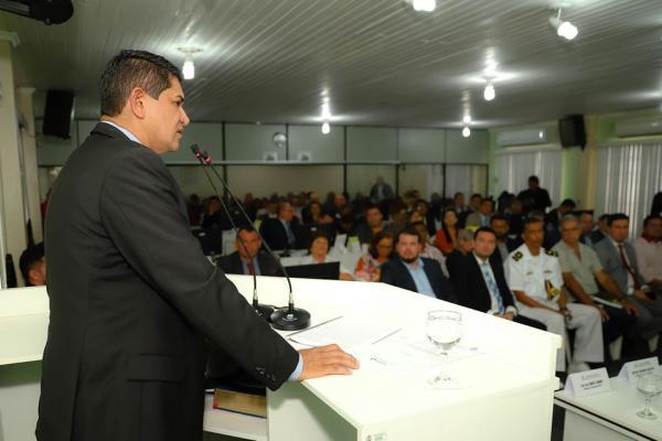 Bi Garcia anuncia R$ 77 milhões para investimentos em 2020, durante mensagem de abertura do ano Legislativo