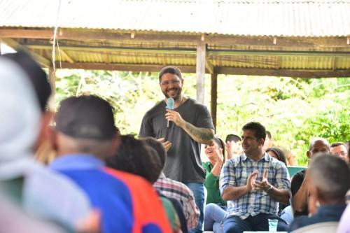Governo do Amazonas segue com visitas a comunidades rurais para tratar de regularização fundiária