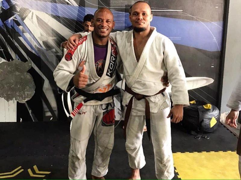 Diego Santos retorna às grandes competições de Jiu Jitsu