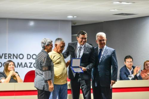 Governador Wilson Lima participa da inauguração da Rádio Encontro das Águas