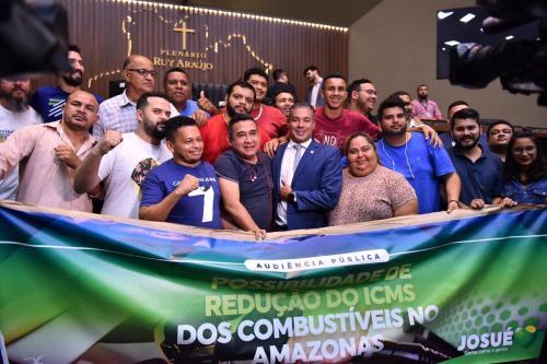 Assembleia Legislativa do Amazonas é a primeira a debater redução do ICMS dos combustíveis