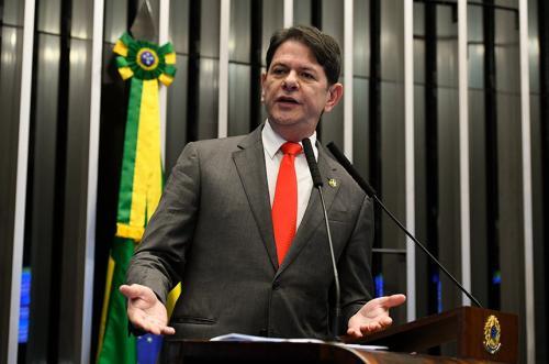 Senadores condenam violência sofrida por Cid Gomes no Ceará  Fonte: Agência Senado