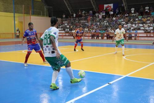 Terra Santa  venceu  Canto da Amizade, de Nhamundá na Copa Copa Alvorada