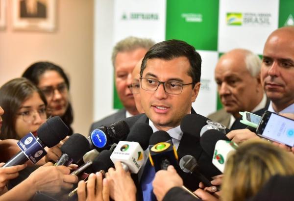 Wilson Lima afirma que Estado vai manter defesa do polo de concentrados e não descarta acionar o STF