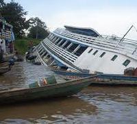 União condenada solidariamente por indenização decorrente de naufrágio de embarcação superlotada no Pará