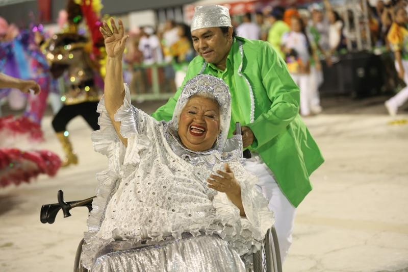 Mocidade Independente de Aparecida é a campeã do Carnaval 2020